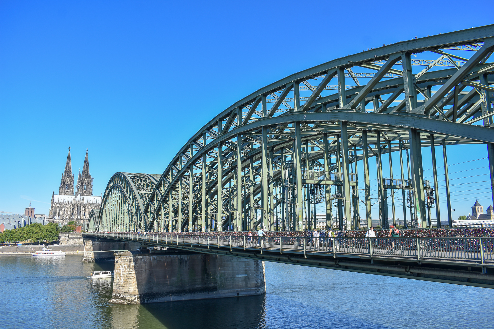 Cologne Bridge