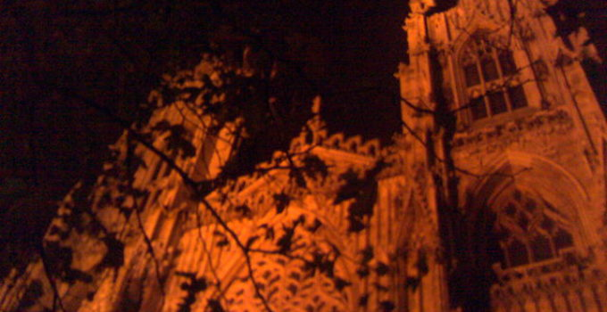 York Ghost Tour