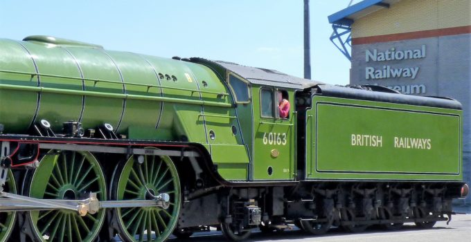 York National Railway Museum
