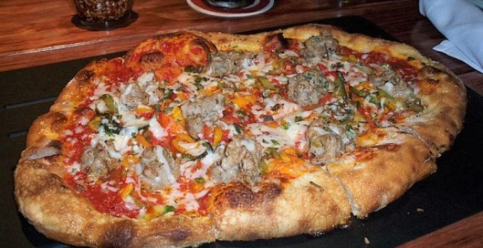 Top 5 Pizza Places in Charleston