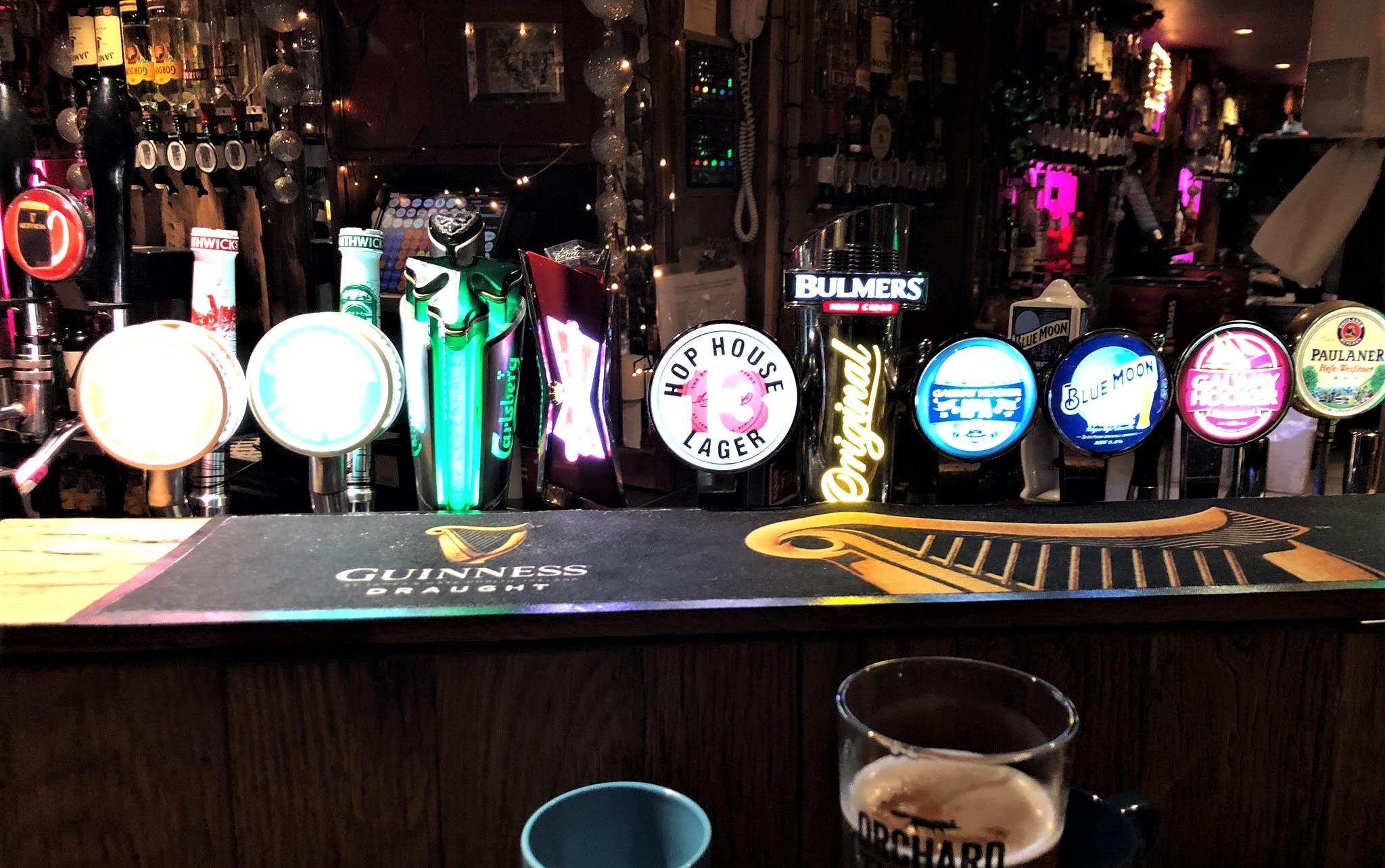 Best Pubs In Galway